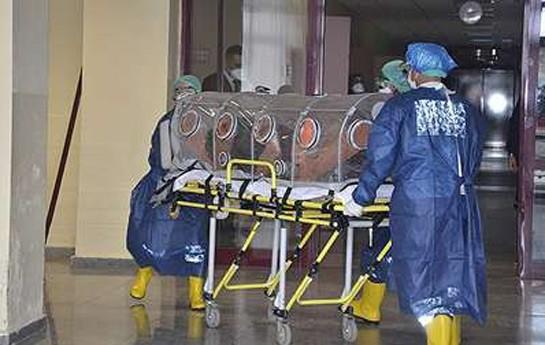 Həccdən qayıdan qadın Ebola şübhəsi ilə xəstəxanaya yatırıldı