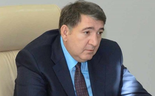 Fazil Məmmədov Salyanda vətəndaşları qəbul edib