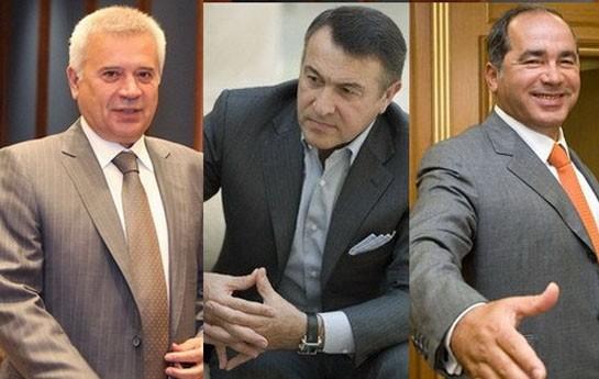 Rusiyadakı azərbaycanlı biznesmenlər-