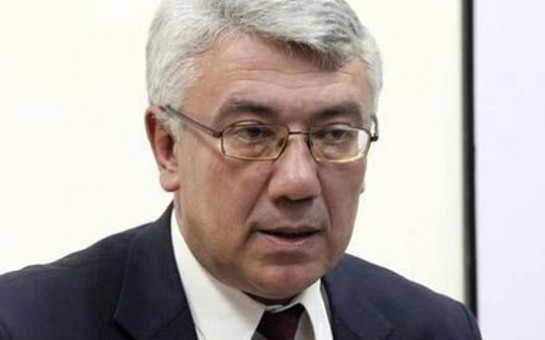 Eldar Namazov Şahnazaryanla birgə -