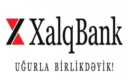 """Xalq Bankdan """"İpoteka"""" əmanəti"""