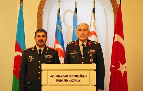 Zakir Həsənov Abdullah Atayla görüşdü