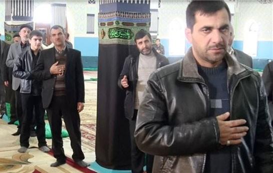 İrana bağlılıqla ittiham olunan Nardarandan