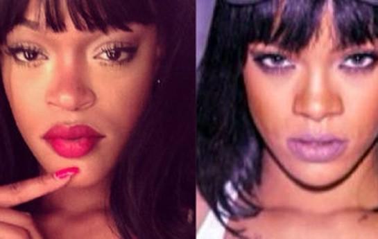 Rihannaya bənzədiyinə görə 20 min dollar qazandı-