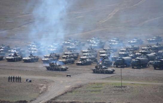 Ordumuz yeni silahları sınaqdan çıxardı -