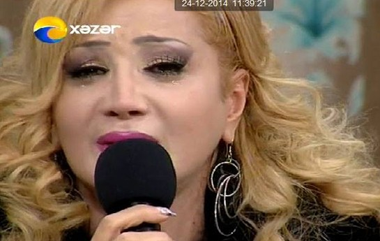 Məleykə ağladı-