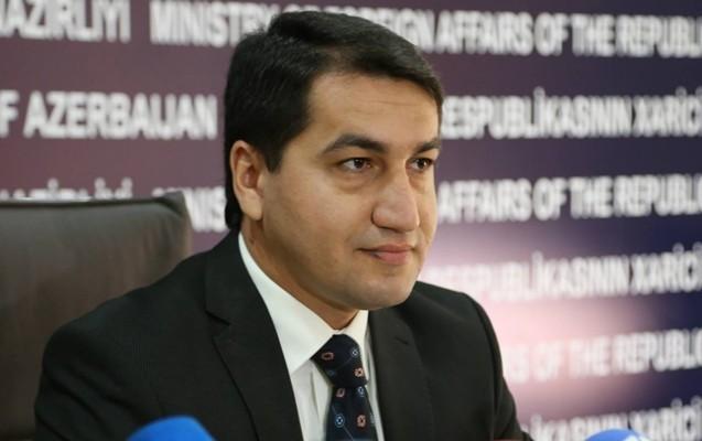 """""""Ermənistan əngəl yaradır""""-"""