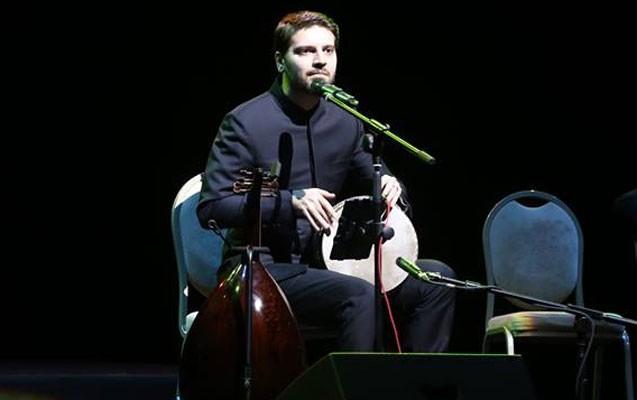 Sami Yusifin saraydakı konsertindən-