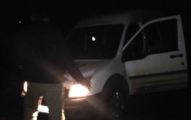 ATV-nin maşını piyadanı vurdu