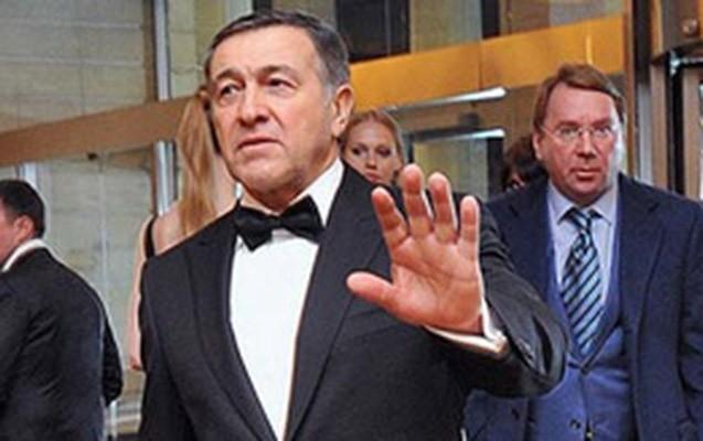 """Araz Ağalarov """"İlin adamı"""" seçildi"""
