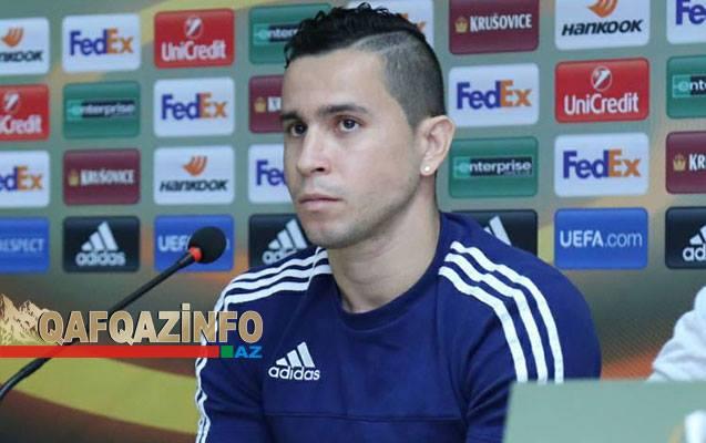 """Reynaldo """"Qarabağ""""a qayıdır?"""