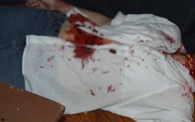 """Polis """"Anasını əri ilə tutdu, öldürdü"""" xəbərini təkzib etdi"""
