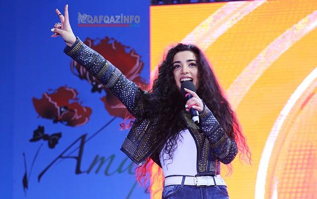 """""""O səs Türkiyə""""dən """"Eurovision""""a…"""
