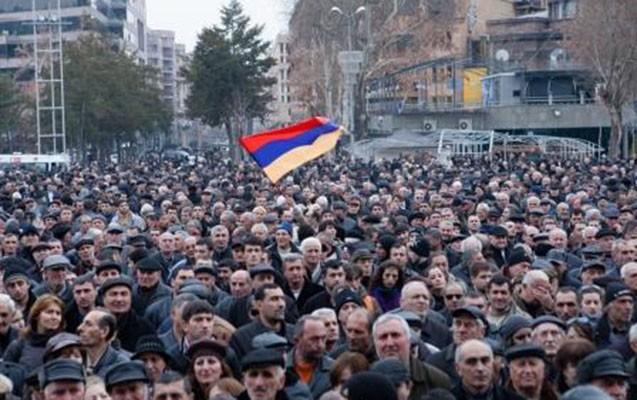 Ermənistanı bir ildə 60 min insan tərk edib