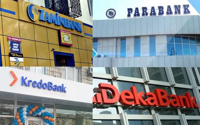Azərbaycanda 4 bank bağlandı