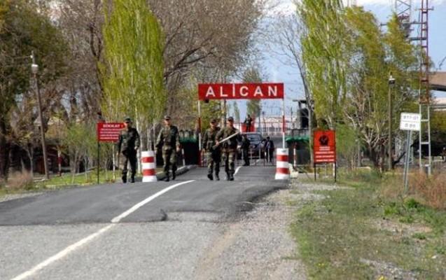 Image result for türkiyə ermənistan sərhədi
