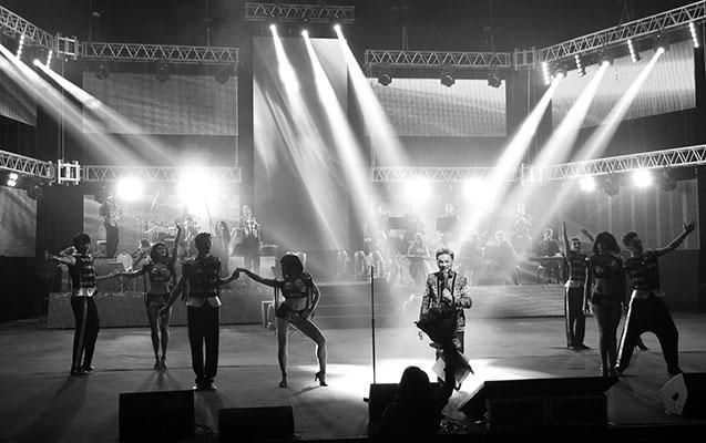 Faiq Ağayevdən maraqlı konsert