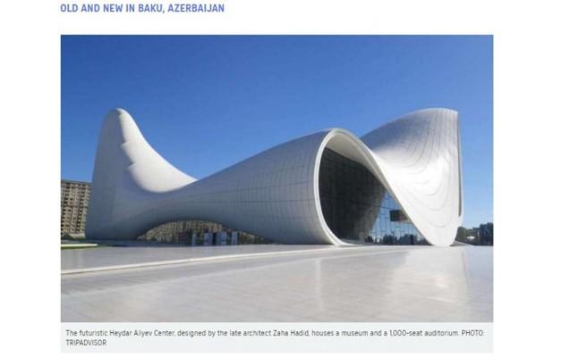 Azərbaycan 2017-ci il üçün turizm marşrutları