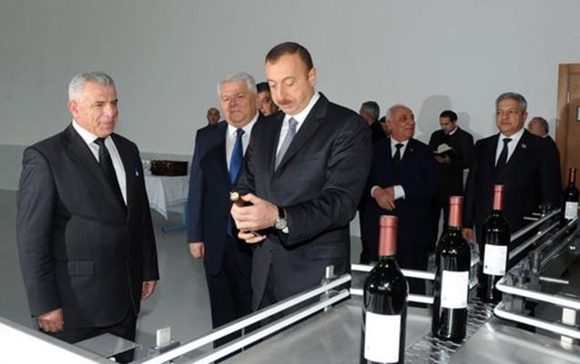 """""""Şərab zavodlarımız 100 milyon butulka istehsal edə bilər"""""""