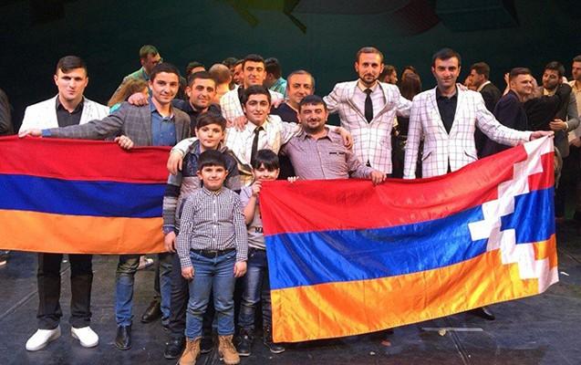 """""""KVN""""də Qarabağ qalmaqalı"""