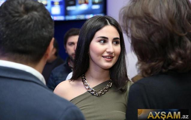 Anar Məmmədxanovun qızı