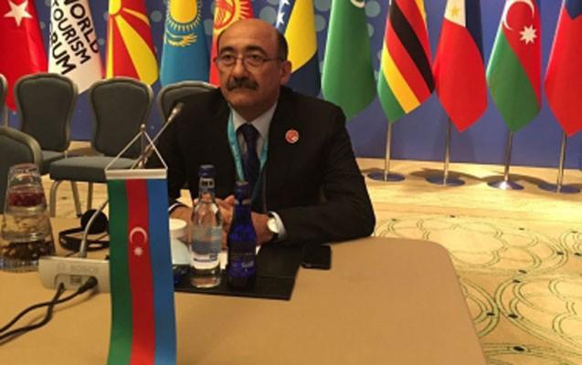 Qarayev nazirlər toplantısında