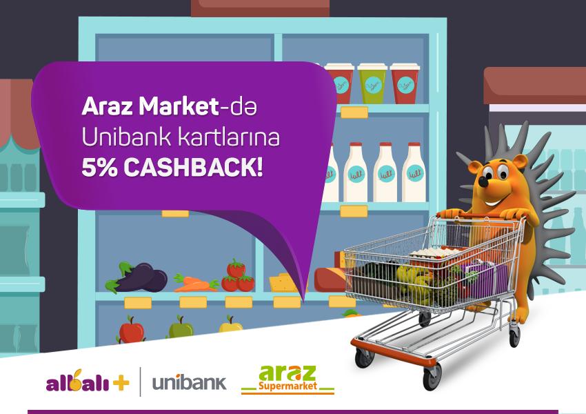 Unibank plastik kart istifadəçiləri üçün yeni kampaniya keçirir