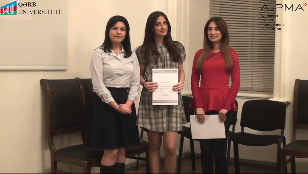 Qərb Universiteti və AzPMA əməkdaşlıq sazişi imzalayıb