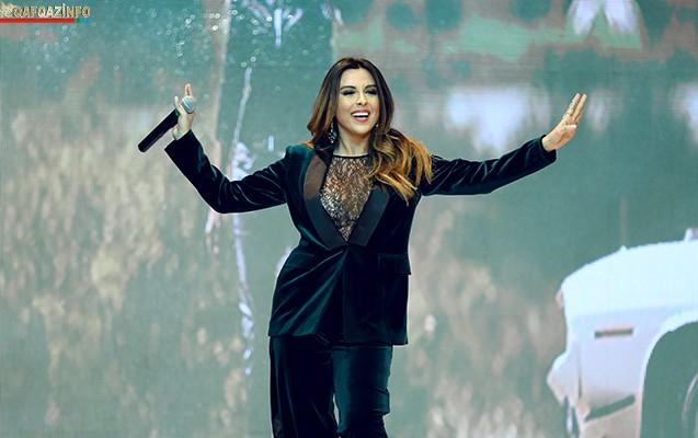 Türkiyəli pop ulduz Bakıda