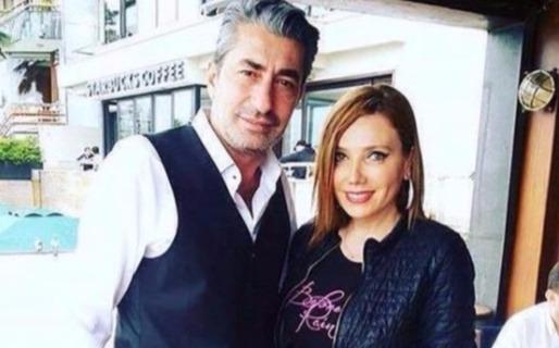 Azərbaycanlı aparıcı məhşur türk aktyor ilə bir arada