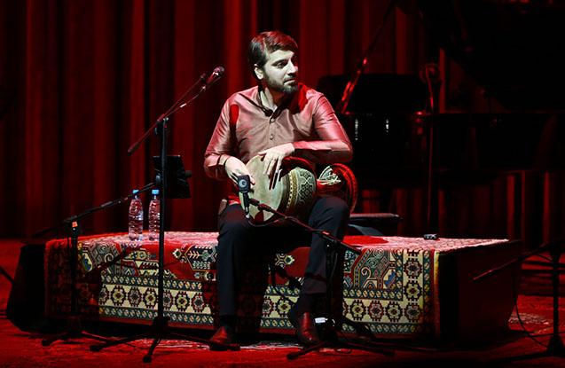 Sami Yusifin konsertindən
