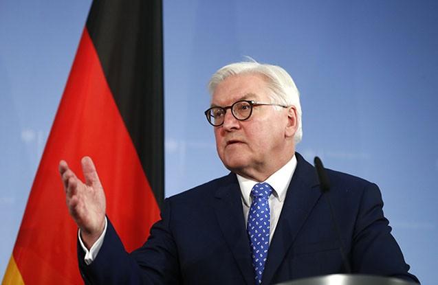 Almaniyanın yeni prezidenti and içib
