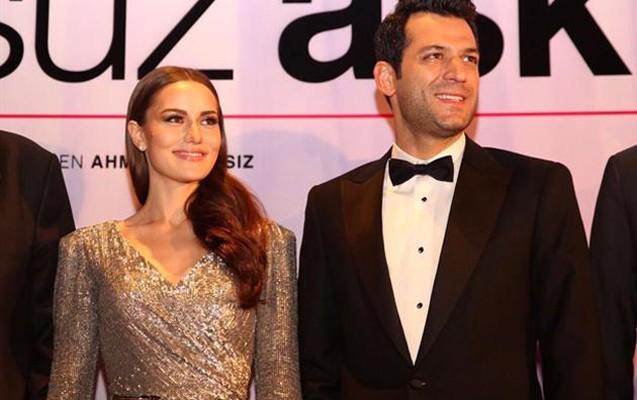 Fahriye ilə Muratın filminin qala gecəsindən