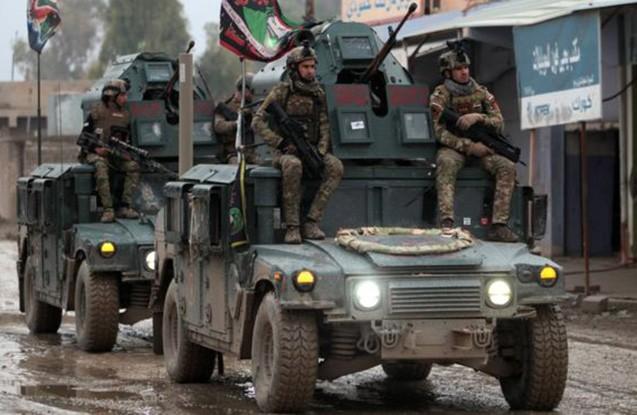 Mosul əməliyyatına fasilə verildi