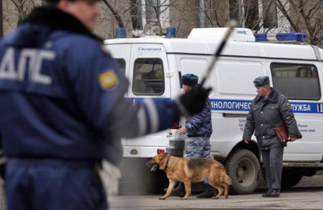 Moskvada bomba təhlükəsi