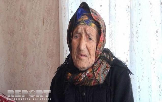 Azərbaycanın ən yaşlı sakini