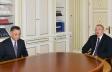 Prezident Ramil Usubovu qəbul etdi