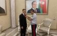 Mirşahin Ağayevə medal verildi