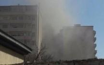 AXCP üzvünün evi yandı