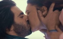 Oksana ilə Elşad filmdə öpüşdü