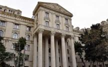 Azərbaycan XİN başsağlığı verdi