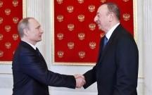 Əliyevlə Putin görüşəcək