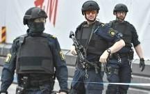 İsveçdə silahlı insident