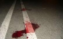 60 yaşlı qadını maşın vurdu