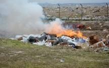 Gömrük Komitəsi 459 mobil telefonu yandırdı
