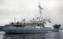Qara dənizdə rus hərbi gəmisi yük gəmisiylə toqquşub