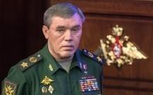Kiev Rusiyanın Qərargah rəisinə sanksiya tətbiq edib