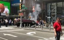 ABŞ-ın məşhur meydanında insident