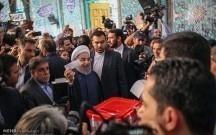 İran yeni prezidentini seçir, Ruhani də səsini verdi