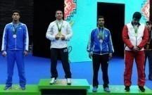Zorxana yarışlarında qızıl medal qazandıq